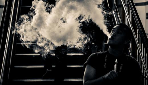 【電子タバコ】あなたはタバコを吸いたいんじゃない!ニコチンを吸いたいだけだ!